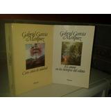 Paquete Dos Libros De Gabriel Garcia Marquez