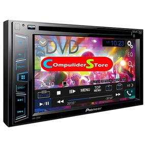 Stereo Pioneer Avh 285 Bt Doble Din Usb Dvd Touch Belgrano R