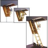 Escalera Rebatible Mader Para Altillos Ezkabo Okm De Fabrica