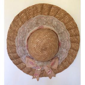 Sombreros Decorados Para Nina - Sombreros en Mercado Libre Venezuela 447c8b81819