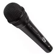 Micrófono Dinámico Ng-h300 -con Cable Ideal Karaoke/pc