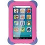 Tablet Kid Multilaser Pad 7 Polegadas Quad Core Rosa Nb195