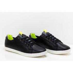 Zapatos Synergy Midwest Negros E018
