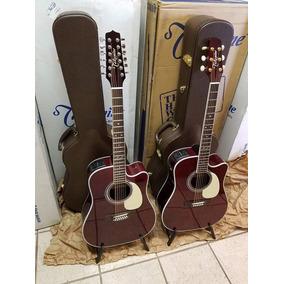 Paquete Docerola Y Guitarra Takamine Modelo Jj (nuevo)