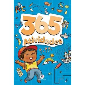 livro 365 atividades divertidas para colorir livros no mercado