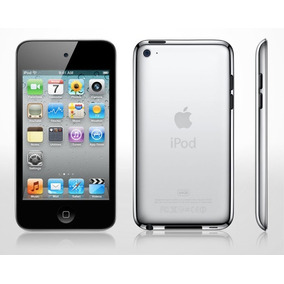 Apple Ipod Touch 8gb 4° Geração Black A1367 Mc540e/a