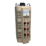 Variador De Voltaje Trifásico 0 - 480 Vac - 3kva - Energit