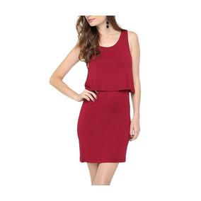 Vestido Curto Moda Feminina Pronta Entrega
