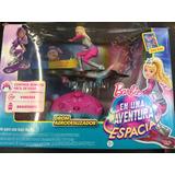 Barbie Dron Aerodeslizador Una Aventura Espacial Nueva