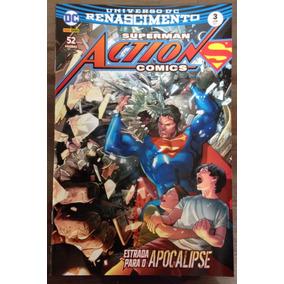 Universo Renascimento - Superman Action Comics - Edição 3