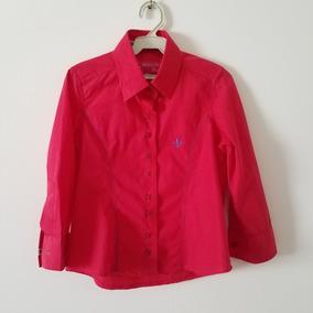 Camisa Infantil Dudalina Petit Tam. 2 Perfeito Estado