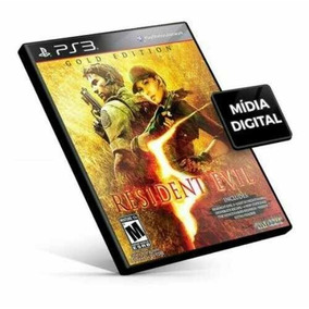 Resident Evil 5 Gold Edition - Ps3 - Psn