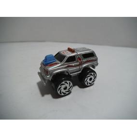 Camioneta Ford Bronco? Tipo Micro Machines Road Champs