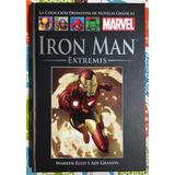Iron Man Extremis Tomo Tapa Dura Edit Salvat