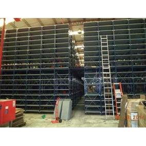 Estantería Metálica 30 X 90 X 2 M Para 40 Kg Reforzadas
