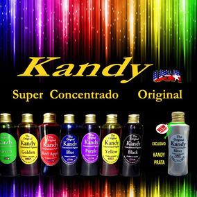 Tinta Kandy Concentrada Orig Usa 60ml P/ Até 750ml Verniz