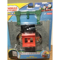 Set Portable Tren Diesel De Thomas Y Sus Amigos Fisher Price