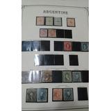 Argentina 1858/1975. Colección De Sellos Nuevos Y Usados