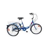 Bicicleta Winner Triciclo 24 Motociclo