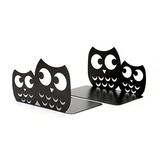 Fasmov Owls Nonskid Bookends Lindos Sujetalibros Art Bookend