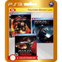 Ninja Gaiden Trilogy (código Id Ps3) 3 Jogos Pelo Preço De 1