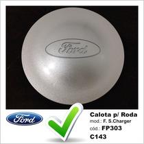 Calota Tampa Miolo Roda Ford Fiesta Supercharger (m.envios)