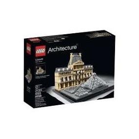 Lego 21024 Museo De Louvre (nuevo Y Sellado)