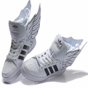 Tênis adidas Jeremy Scott Wings 2.0 Original Com Caixa Dunk