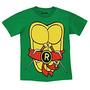 Juguete Traje Tortugas Ninja Hombres De La Camiseta