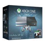 Xbox One Edicion Especial Halo.,entrega Inmediata Remato