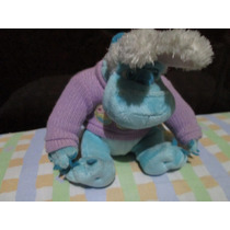 Muñequito Sulley De La Película De Monster Inc.