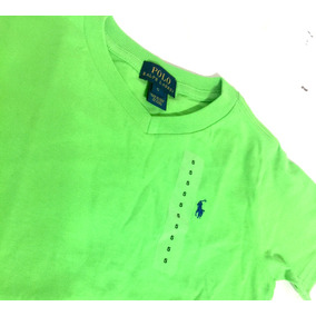 Polo Ralph Lauren Remera Niño 100%original