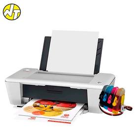 Impresora Deskjet Hp 1015 + Sistema Tinta Continua Nano
