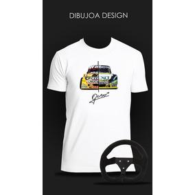 Remeras Guri Martinez Tc Autos Campeones - Dibujoa Design