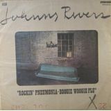 Johnny Rivers L. A. Reggae Vinilo Lp