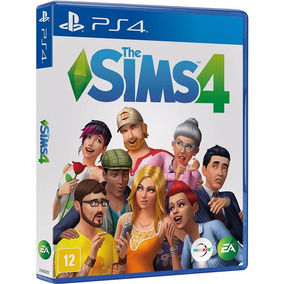 Jogo The Sims 4 - Playstation 4 Midia Fisica Pronta Entrega