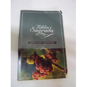 Livro Biblia Sagrada Almeida Edição Contemporanea 2005