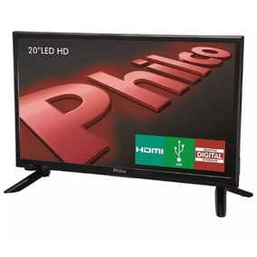 Tv Led 20 Polegadas Philco Hdmi Usb Recep.digital Ph20m91p