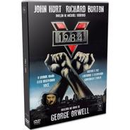 1984 - Dvd - John Hurt - Richard Burton - Suzanna Hamilton