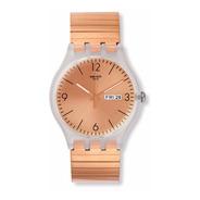 Reloj Swatch Rostfrei Small Suok707b | Original Envío Gratis