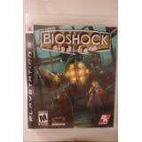 Ps3 Playstation Bioshock Aventura Accion Retro Vintage