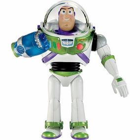 Toy Story - Buzz Lightyear Super Golpe Mattel Y1219 Portug