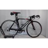 Bike Triathlon Cervélo P2 Carbon Tamanho 52