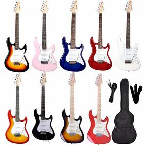 Guitarra Strato Strinberg Egs216 / Sts100 + Capa + Brindes