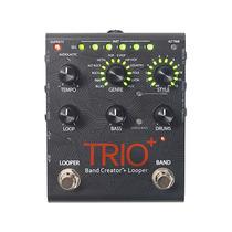 Pedal Trio Band Creator Plus + Looper Digitech Chegou!!!