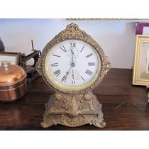 Reloj De Sobre Mesa Marca Ansonia Usa