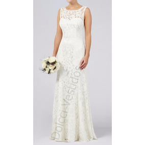 Vestidos de noiva simples para cartorio