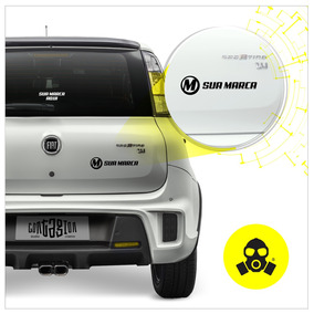 Adesivo Automotivo Personalizado Em Plotter De Recorte