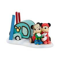 Departamento De Navidad De Mickey Pueblo Mickey Y Minnie