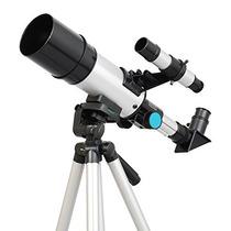 Twinstar 60mm Compacto Telescopio Refractor Astroventure -